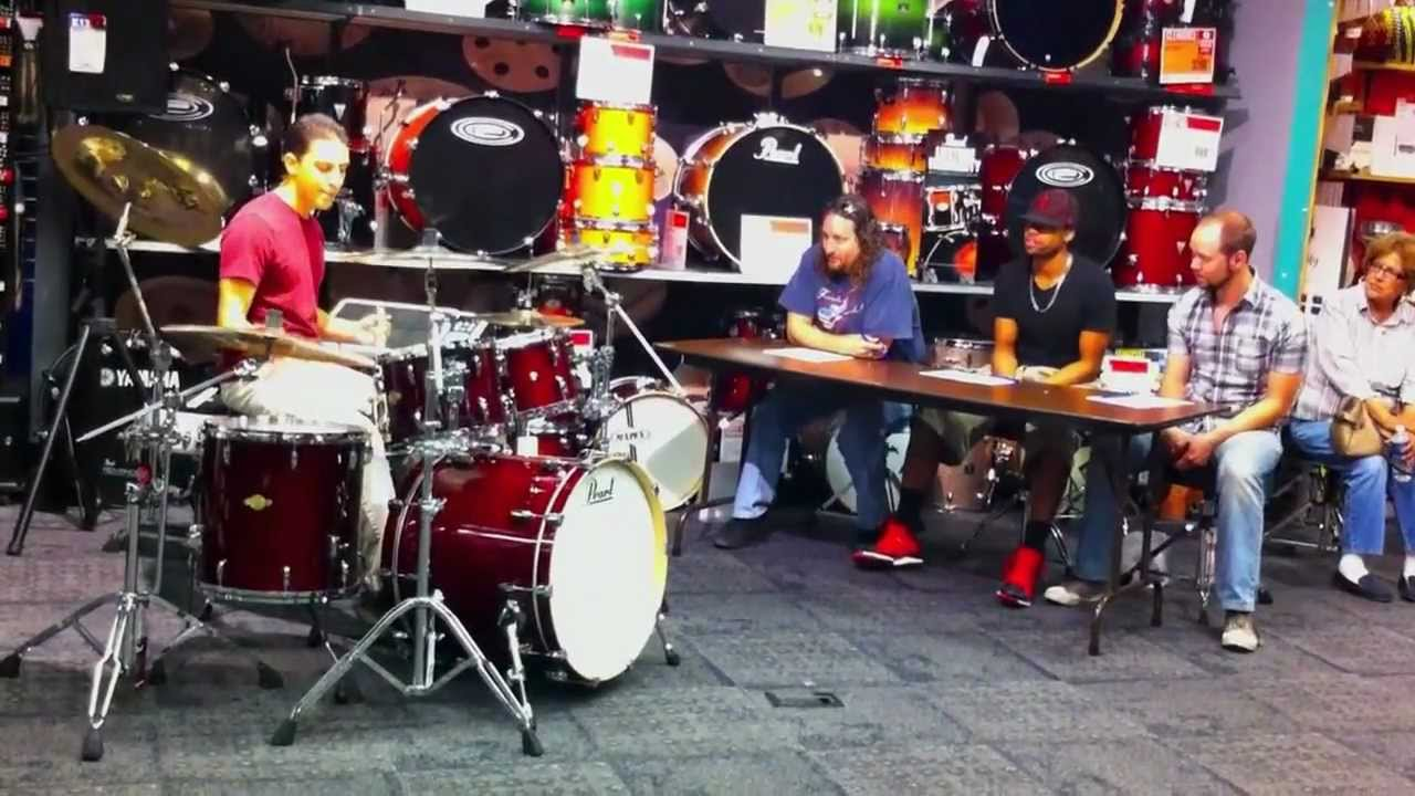 ben guerrero guitar center drum off 2012 prelim el paso tx youtube. Black Bedroom Furniture Sets. Home Design Ideas
