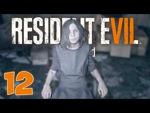 Resident Evil 7 #12 - ВСПОМНИТЬ ВСЕ! Resident Evil 7 Эвелина прохождение от SOROKA