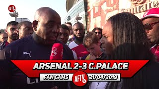 Arsenal 2-3 Crystal Palace | What Was Emery Thinking Before The Game?! (Pippa Monique)