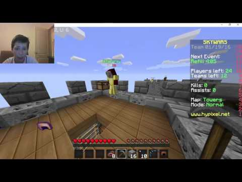 skywars best fly hack !!!