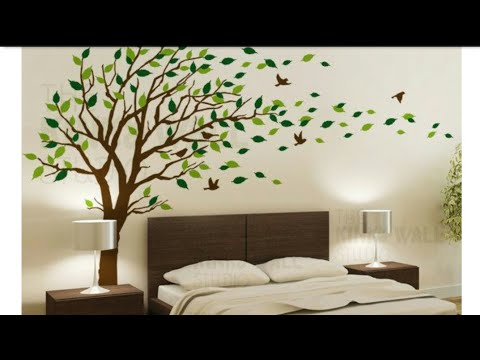 Best Wall Decoration Ideas With Colour Paper Youtube