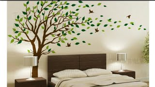 Best Wall Decoration Ideas With Colour Paper