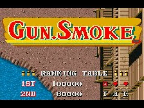 Arcade Perfect? - My Arse!! - Gun Smoke