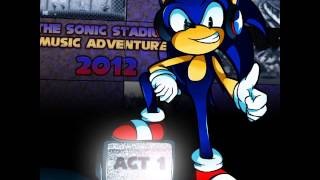 The Sonic Stadium Music Adventure 2012 (D1;T12) Tactile Snowfall .. for White Acropolis