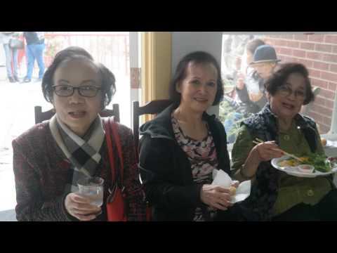 Hoi Cho Xuan 2016 Asia Times Square & Chua Lien Hoa