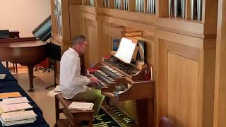 United Lutheran Church in Grand Forks,  ND - featuring Allen Quie, Guest Organist for August 2, 2020
