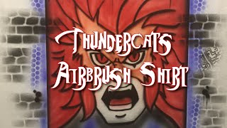 Thundercats Airbrush Shirt