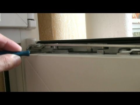 Пластиковое окно не закрывается: ищем причину и устраняем неполадки