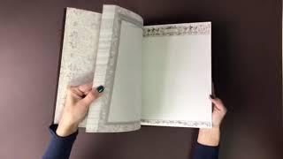 Родословная книга из натуральной кожи 'Макей'   подарок для самых близких и родных людей!