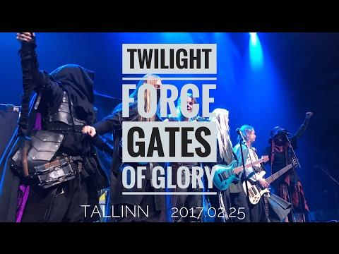 Twilight Force - LIVE - Gates Of Glory - Tallinn 2017 4K