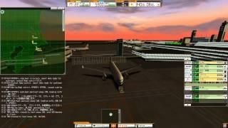 ぼくは航空管制官3 成田ナイトウイングス Stage A1 Air Traffic Control...