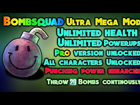 (⚡NO ROOT⚡) BOMBSQUAD ULTRA MEGA MOD APK (Unlimited Health, Damage always Critical) 🔥  #Smartphone #Android