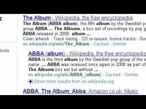7 Albums of ABBA 1974 - 1981