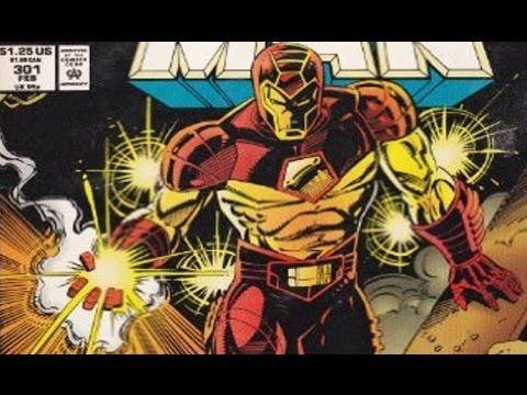 "Comic Review | Iron Man #278 - 291 ""War Machine"""