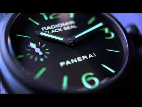"""Panerai """"Radiomir BlackSeal Ceramic"""""""