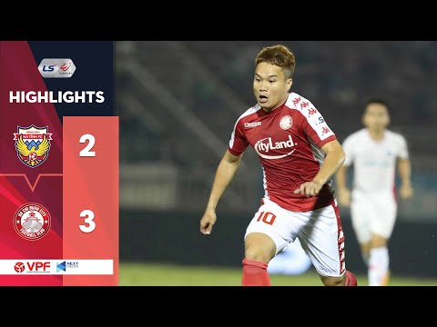 Hong Linh Ha Tinh Ho Chi Minh Goals And Highlights