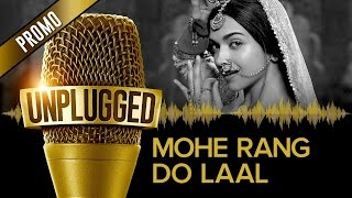 UNPLUGGED Promo – Mohe Rang Do Laal by Shreya Ghoshal
