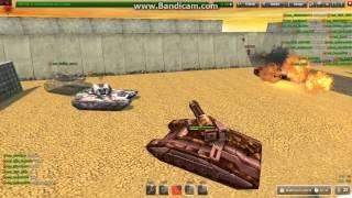 Test Tanki Online game play #2 Vulcan & Titan(inscreva-se se gostou..., 2015-03-15T06:12:43.000Z)