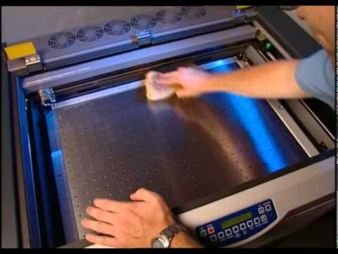 7c5608842 Epilog Laser - Máquina de Corte e Gravação Laser - YouTube