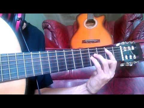 Belajar Gitar - Menghapus jejakmu