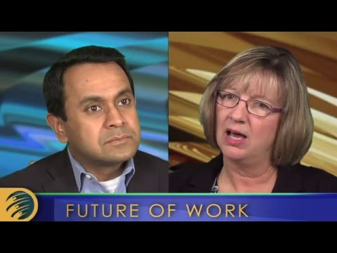 The Future of Work and the Role of HR | Ravin Jesuthasan