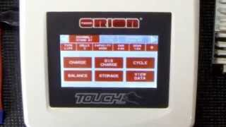 HorizonHobby.com Preview - Team Orion Advantage Touch Duo Charger