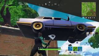 I FELL UNDER THE MAP!!! IS THIS A NEW GLITCH!!!? FORTNITE BATTLE ROYALE