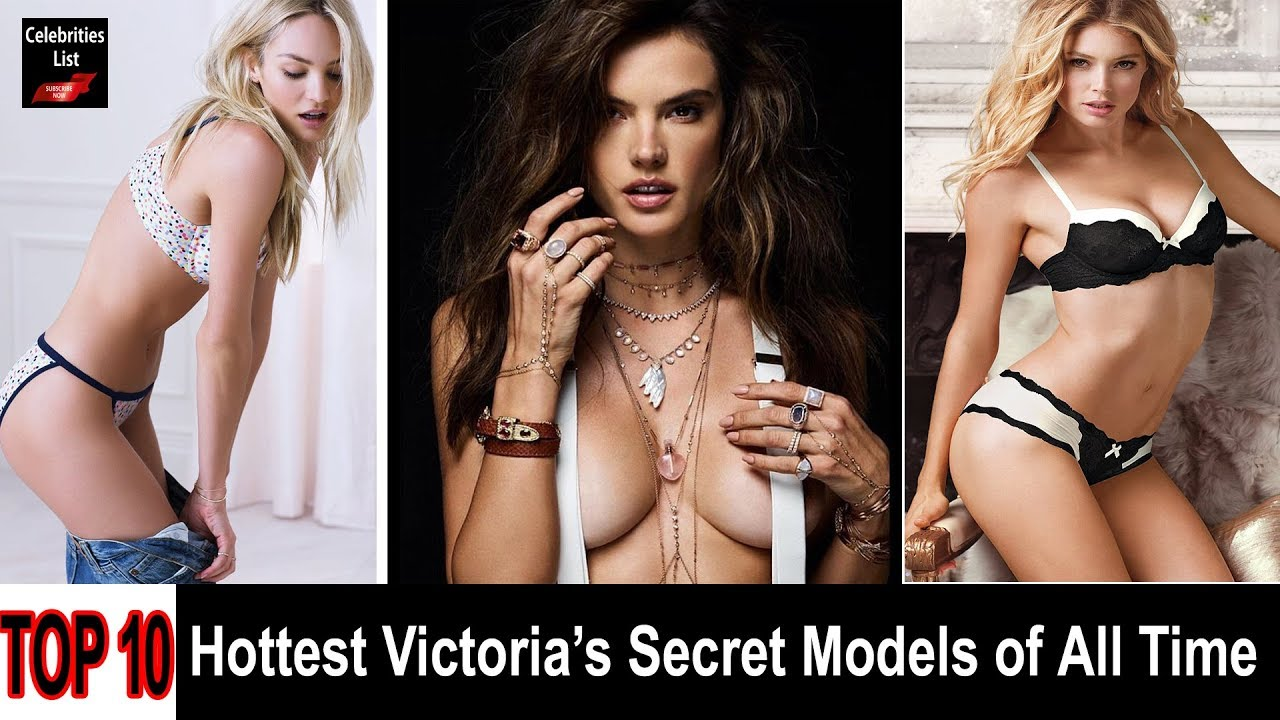 f7402c52473ac Top 10 Hottest Victoria's Secret Models of All Time