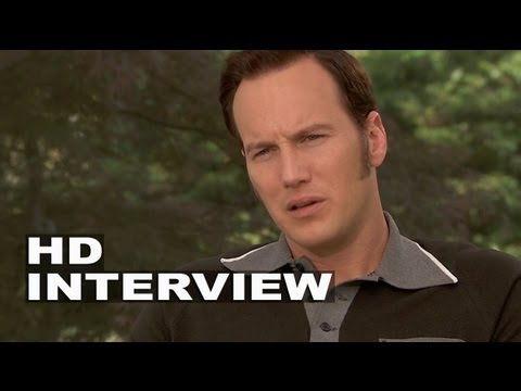 "The Conjuring: Patrick Wilson ""Ed Warren"" On Set Interview"