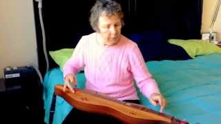Grandma Dulcimer Music Apple Mountain Cover With Love (Golden Hands Wow) Enjoy Xo =-D !