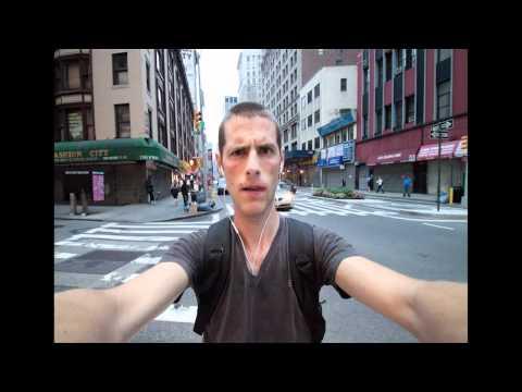 Down Manhattan on Broadway
