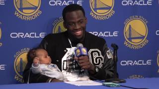 Draymond Green says his son