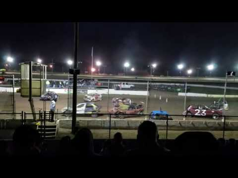 2016 Bridgeport Speedway Derby Small Cars
