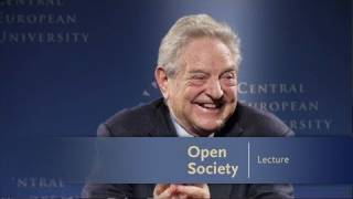George Soros Lecture Series: Open Society