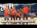 2HYPE vs. Julius Randle - BEST SHOOTER BASKETBALL CHALLENGE!