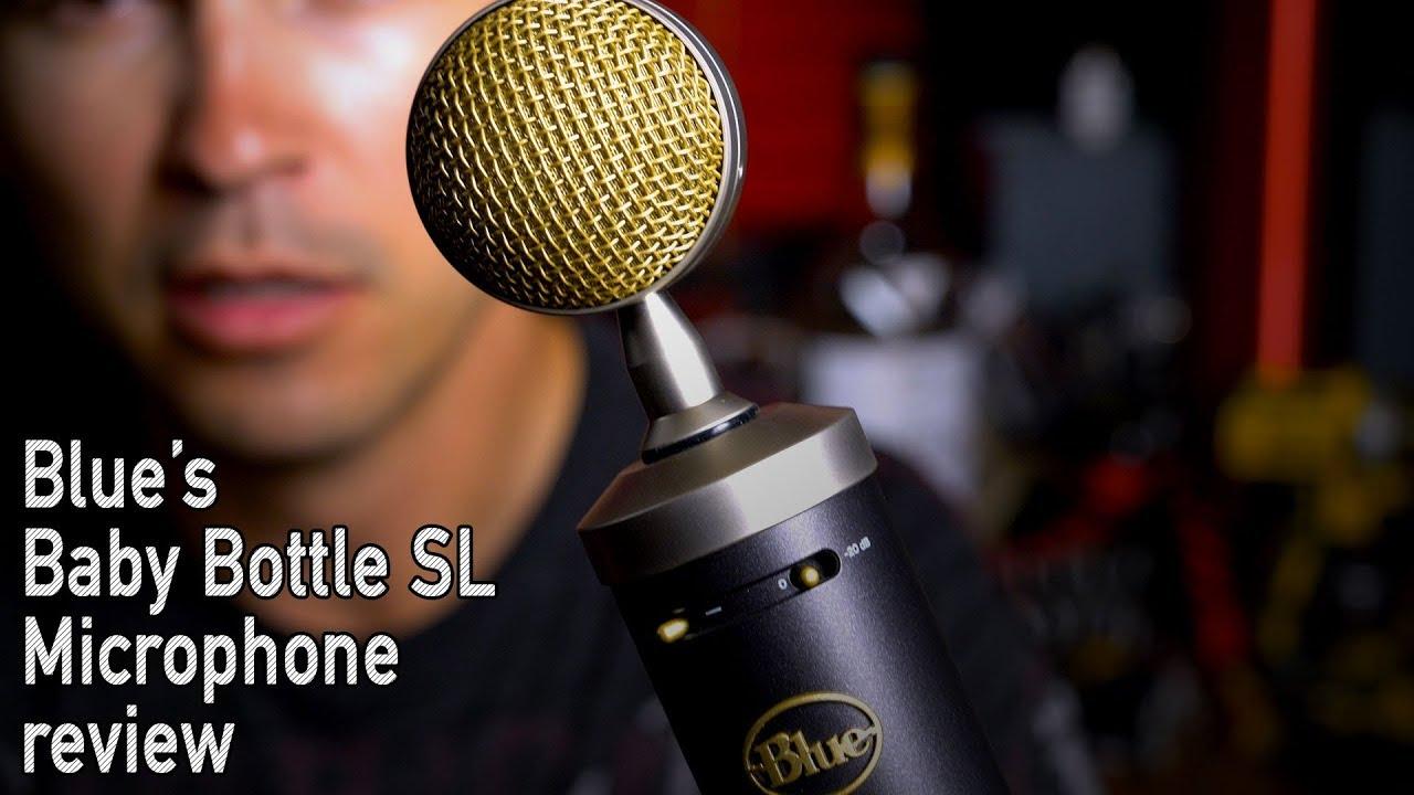 blue baby bottle sl microphone review vs blue spark youtube. Black Bedroom Furniture Sets. Home Design Ideas