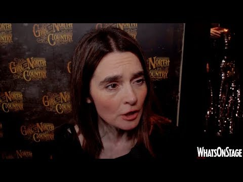 Shirley Henderson, Arinze Kene | Girl From the North Country Opening Night