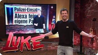 Alexa und Luke übernehmen die Weltherrschaft -  LUKE! Die Woche und ich | SAT.1