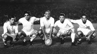 Величайшие футболисты  Реал Мадрид 1954 1966 (Real Madrid) 1080p