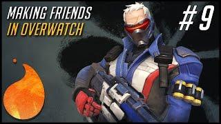 Making Friends in Overwatch Episode 9