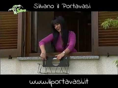 silvano il portavasi spot tv - youtube - Il Portavasi Silvano
