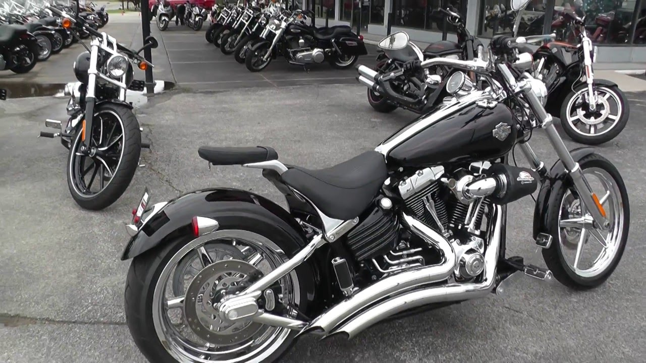 034281 2011 harley davidson softail rocker c fxcwc used motorcycle for sale youtube. Black Bedroom Furniture Sets. Home Design Ideas