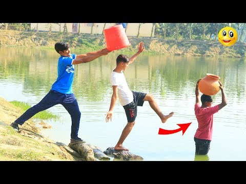 Indian New funny Video😄-😅Hindi Comedy Videos 2020-Episode-86--Indian Fun || ME Tv