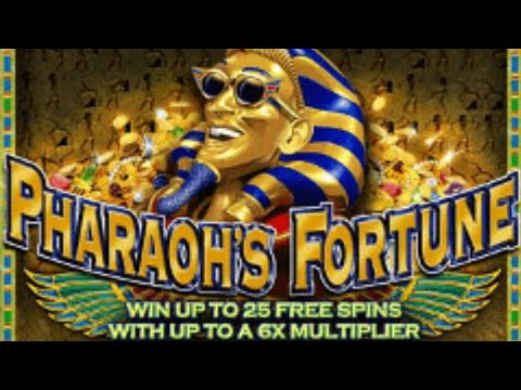 》》Pharaohs Fortune《《 FREE SPINS ☆☆
