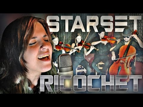 Starset - Ricochet - (Acoustic Cover by SHADØW PEOPLE)