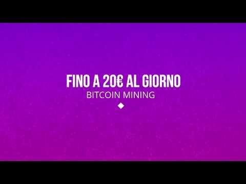 GUADAGNA FINO A 20€ AL GIORNO MINANDO BITCOIN - LITECOIN - ETHEREUM E DASH