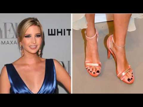 f157d0ef7ef6c Ivanka Trump Feet   Fashion - YouTube