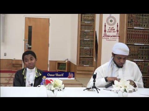 Preparing Nashvillian Hufaz  | Imam ahmedulHadi | Hafiz Omar Sharif Part 1|