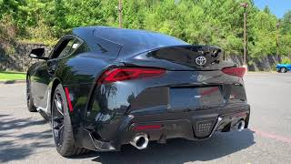 2020 Toyota Supra Launch Edition Delivery Overview   Steve Landers Toyota