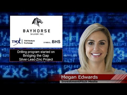 Bayhorse Silver (TSXV:BHS) started its drilling program on its Bridging the Gap project